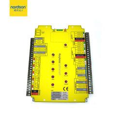 Wiegand de la red de seguridad de la puerta de TCP/IP el acceso al sistema Panel de control con el software
