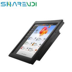 """최신 판매 15 """" 카드 판독기와 가진 1개의 접촉 스크린 POS 단말기 LCD 디스플레이에서 전부"""