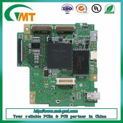 Bajo costo PCBA de Shenzhen PCBA Fábrica SMT para OEM y ODM.