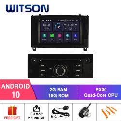 Четырехъядерные процессоры Witson Android 10 DVD GPS для Peugeot 407 (Черная глянцевая рамка) Bluetooth2 БОРТОВОЙ СИСТЕМЫ ДИАГНОСТИКИ