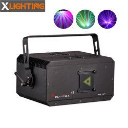 Reines Diode RGB 4000MW Laser-Projektor-Licht