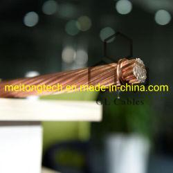ISO & Dekra-goedgekeurd koper geplateerd staal CCS gebundeld draad