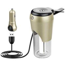 Umidificatore del diffusore dell'aroma dell'automobile - olio essenziale del mini dell'automobile di Aromatherapy dell'umidificatore dell'aria purificatore portatile del diffusore