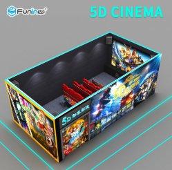 2014 Movimento potencial 7D Sistema de Cinema Móvel