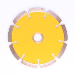 Seco o mojado de propósito general de corte de sierra eléctrica las cuchillas de diamante segmentado para hormigón, mampostería de Ladrillo de piedra