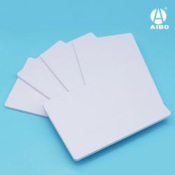 Placa de espuma Dampproof WPC branco para mobiliário e suporte de sinal de pintura UV de Aviso