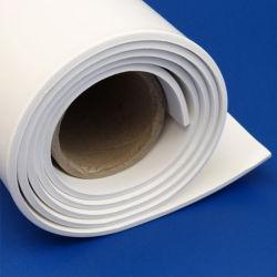Neopren-Gummi-Blatt der Hitzebeständigkeit-0.5mm 1mm transparentes weißes