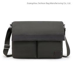 Нейлоновая Сумка почтальона черный портфель Satchel/Hip-Bag/сумки через плечо/сумка/дорожная сумка для мужчин и женщин с помощью строп (BC9407-13)