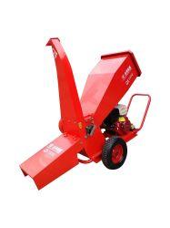 Honda Motor 13HP Houtbewerking machines Boom Branch redder/Crusher machine Gas Aangedreven houten kipper