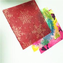 포장 종이 선물 포장 17g 맞춤형 로고 스톡롯 종이 조직 용지