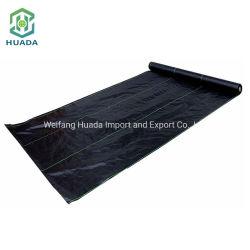 中国の工場農産物の紫外線PPによって編まれるWeedのマット