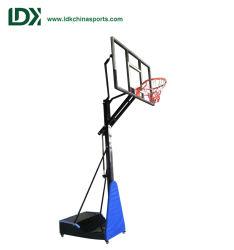 Basketball-Sport-Gerätportable-justierbare Basketball-Bänder für Training
