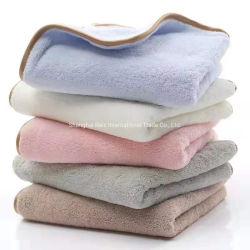 Planície sólido Coral roupa de arremesso de manta de lã Home Têxteis Promoção Itens para Dom