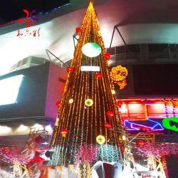 Fabricante China PVC Artificial Árbol de Navidad decorado personalizado