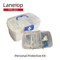La protection civile Trousses de premiers soins pour bureau à domicile et des Sports de camping du véhicule