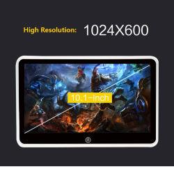 شاشة LCD مقاس 10 بوصات تعمل بتقنية TFT Headrest بدقة 1080p