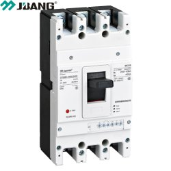 Gtm9e-400s/3P/4p Disjuntor de caixa moldada eletrônico MCCB com IEC60947-2