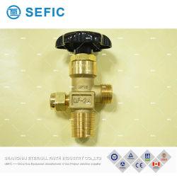 Газовый баллон высокого качества для CO2 клапана цилиндра (QF-2A)