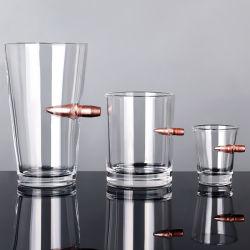 2020 Cheap Royalex Café Bière Vin thé tasse en verre de whisky Shot Bullet pour Bar