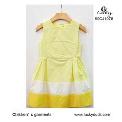 최신 디자인 아기 의류 아이 착용 여름 디자이너 소녀 옷