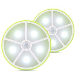 KW-C5 LED en plastique orange les nuits sont colorfui