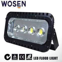 مصابيح فضية LED بتصميم جيد للتبديد الحرارة مع UL (IP65)