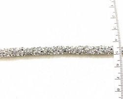 Diamanti dei Rhinestones degli accessori di modo, nastro caldo, accessori per il vestiario, diamanti a bassa temperatura rispettosi dell'ambiente di Glue+Glass