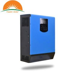 24 В постоянного тока для 230 В переменного тока 3 КВА гибридный Чистая синусоида солнечная энергия инвертор с контроллером MPPT