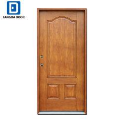 Стекловолоконные скидка Woodgrain стекловолокна композитный наружные двери