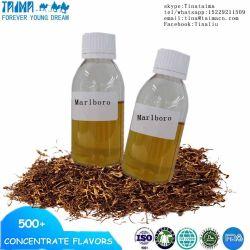 Liquide concentré de parfum de fruits/tabac/Saveur d'E-Cig liquide/jus Vape