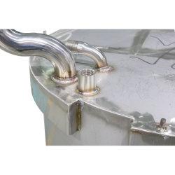 Custom Design оцинкованной стали и алюминия медных изделий листовой металл