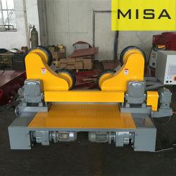 De zelf het Richten zich Rotator van het Lassen van de Tank, Gedreven de Motor van het Lassen van de Rotator van de Pijp
