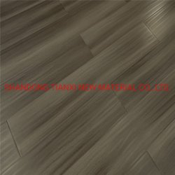 10mm HDF AC1 U Nut-glatter Oberflächenholz-Laminat-Bodenbelag