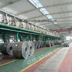 55%Zn-AL 0، 47 مم*914 مم زنك ألومنيوم زينك ملف/دحرجة من فولاذ الزنك مطلي مسبقًا