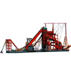 Gold Mining machines utilisées dans la rivière pour la vente