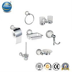 Panier de l'anneau de savon Serviette de vêtements de tissu du crochet de support des raccords pour la salle de bain Salle de bains