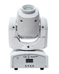 Voyant de feux de l'étape Mini Déplacer 9CH 11CH tête mobile DMX LED Spot Gobo 10W