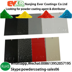 Elektrostatischer Spray-reine Polyester-/Aluminium-/Zaun-Puder-Beschichtung