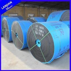 Кислот и щелочей устойчивость резиновые ленты конвейера для химического сырья биомассы электростанции в химического завода для внесения удобрений