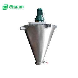 Dsh verticale, double cône de la vis de Blender pour le mélange de poudre de lait