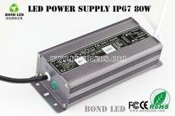 80W à tension constante LED 12V alimentation 24V Alimentation de commutation