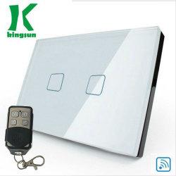 새로운 디자인 전기 벽 리모트 & WiFi 접촉 제어 개폐기