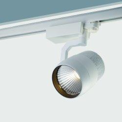 商業屋内照明のクリー語または市民ショッピングモールのための高いCRIの照明20W 25W 30W 40W穂軸LEDトラックライト