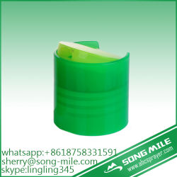 Disc capuchons supérieurs/ Natural Material-Made Swing 33/410 haut Caps