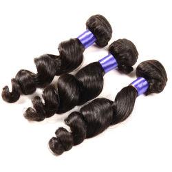 Comprimento mistos Virgem Solta o cabelo da onda Brasileira 100% de cabelo humano tece 4 pedaço grande quantidade de cabelos virgens best selling Envio gratuito