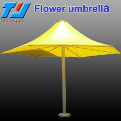 스테인레스 스틸 빅 튤립 플라워 우산 (UT0030)
