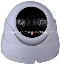 Câmara IP 1080P com IR-Matriz de corte da carcaça de metal de luzes de LED