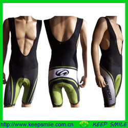 Cycling Sports Wear를 위한 주문 Sublimation Printing Cycling Bib Shorts