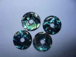 Teñido de Azul Paua Shell (SF-P14)