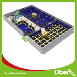 Construire l'intérieur Liben Super Trampoline Bouncer pour adultes